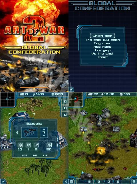 Tải game Art of war - Chiến tranh Thế giới