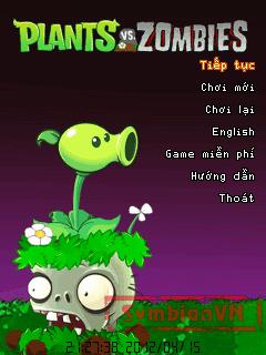 Tải game Plants Vs Zombie - Cuộc chiến thâ ma 2